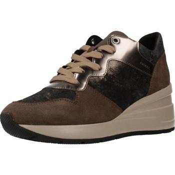 Zapatos Mujer Zapatillas bajas Geox D ZOSMA Marron