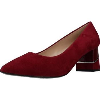 Zapatos Mujer Derbie & Richelieu Argenta 5107 3 Rojo
