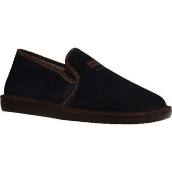 Zapatos Hombre Pantuflas Nordikas AFELPADO ARTIK Azul