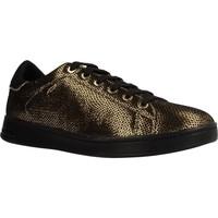 Zapatos Mujer Zapatillas bajas Geox D JAYSEN Oro