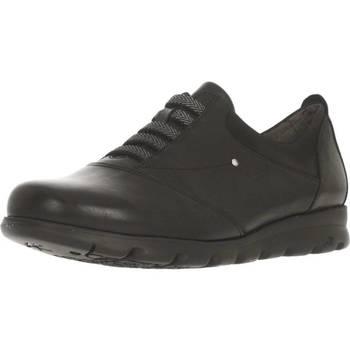 Zapatos Mujer Derbie Fluchos F0354 Negro