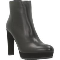 Zapatos Mujer Botines Eliza Ferrari 904AL Negro