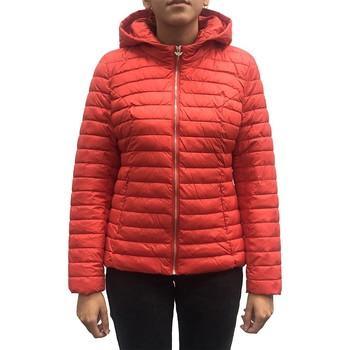 textil Mujer Abrigos LPB Woman Les Petites bombes Doudoune Capuche Rouge W19V8508 Rojo