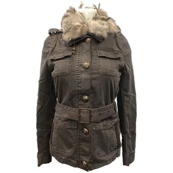 textil Mujer cazadoras Rich & Royal Veste Kaky 13Q873 Verde