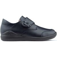 Zapatos Niña Derbie & Richelieu Biomecanics COLEGIALES  FLOR MARINO