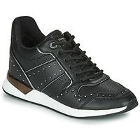 Zapatos Mujer Zapatillas bajas Guess FL5REJ-ELE12-BLACK Negro