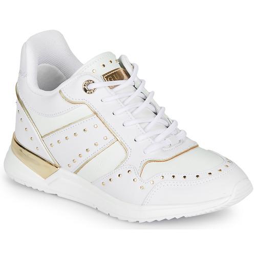 Zapatos Mujer Zapatillas bajas Guess FL5REJ-ELE12-WHITE Blanco