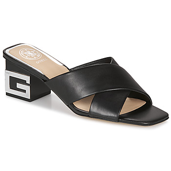 Zapatos Mujer Zuecos (Mules) Guess MADRA Negro