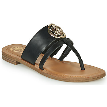 Zapatos Mujer Chanclas Guess GENERA Negro