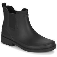 Zapatos Mujer Botas de agua Aigle CARVILLE Negro