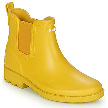 Zapatos Mujer Botines Aigle CARVILLE Amarillo