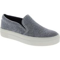 Zapatos Mujer Slip on Steve Madden 91000718 09008 14001 argento