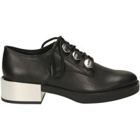 Zapatos Mujer Derbie What For AMBROISE black