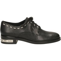 Zapatos Mujer Derbie What For JOSHUA black