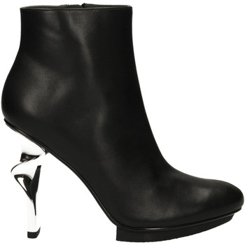 Zapatos Mujer Low boots United nude TWIRL BOOTIE nero