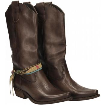 Felmini LAVADO t-moro - Zapatos Botas urbanas Mujer 14900