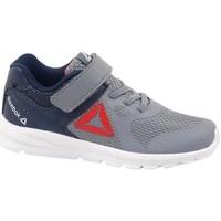 Zapatos Niños Zapatillas bajas Reebok Sport Rush Runner Grises, Azul marino