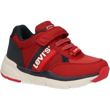 Zapatos Niños Zapatillas bajas Levi's VORE0013S NEW OREGON Rojo