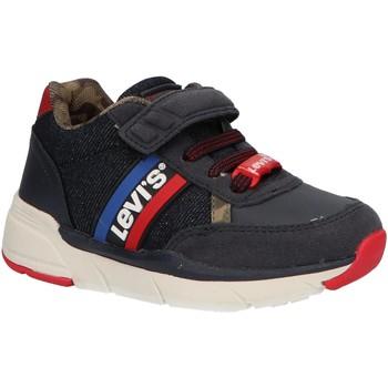 Zapatos Niños Zapatillas bajas Levi's VORE0013S NEW OREGON Azul