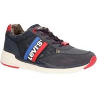 Zapatos Niños Zapatillas bajas Levi's VORE0016S NEW OREGON Azul