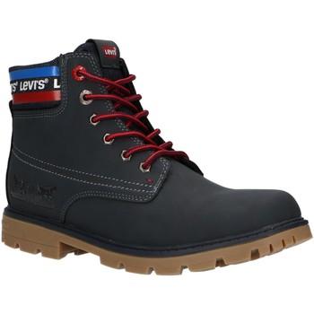 Zapatos Niños Botas de caña baja Levi's VFOR0025S FORREST Azul