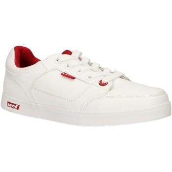Zapatos Niños Zapatillas bajas Levi's VGRA0063S NEW GRACE Blanco