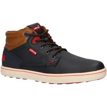 Zapatos Niños Zapatillas altas Levi's VPOR0021S NEW PORTLAND Azul