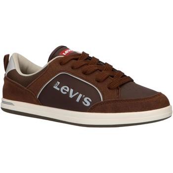 Zapatos Niños Zapatillas bajas Levi's VCHI0024S CHICAGO Beige