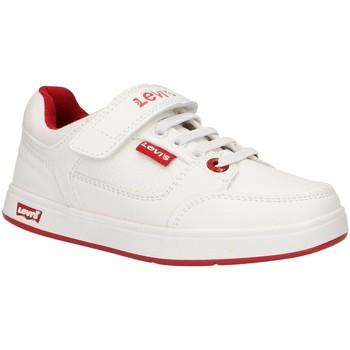 Zapatos Niños Zapatillas bajas Levi's VGRA0061S NEW GRACE Blanco