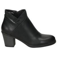 Zapatos Mujer Botines Deity Botines  ysy16573-me moda joven negro Noir