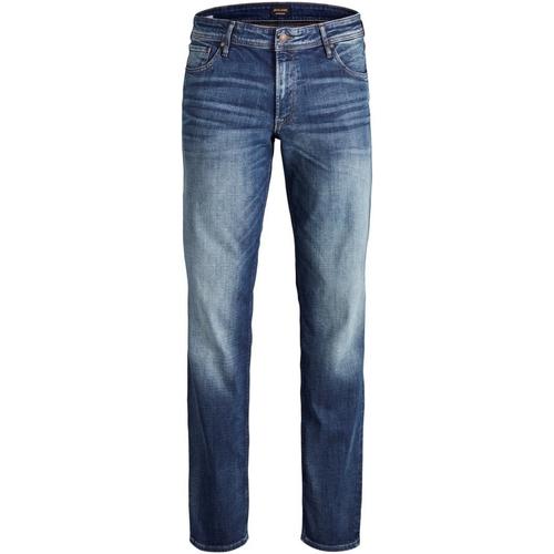Jack & Jones 12157492 JJICLARK JJORIGINAL JOS 178 PS BLUE DENIM Azul - textil Vaqueros Hombre