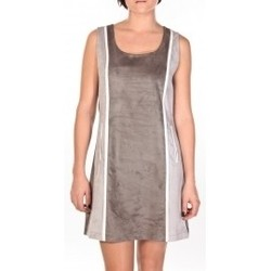textil Mujer Vestidos cortos Nana Baila Robe Venetie  gris/anthracite Gris