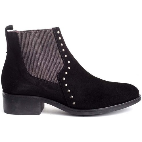 Funchal 36.009 negro - Zapatos Low boots Mujer