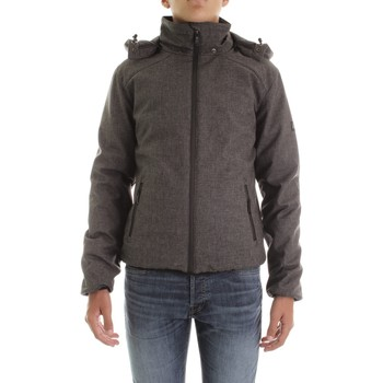 textil Hombre cazadoras Yes Zee J834-L700 antracita