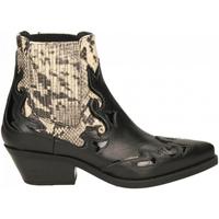 Zapatos Mujer Botines Janet&Janet AMANDA/INGRID/MARGOT nero-roccia