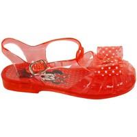 Zapatos Niña Zapatos para el agua Minnie DM000970-B1721 Rojo