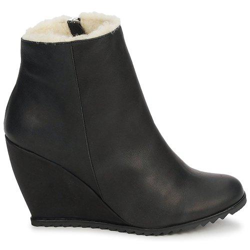 D Zapatos Negro Mujer Zipper Copenhagen Botines Sally co dtQCrhs