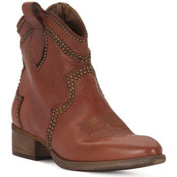 Zapatos Mujer Botines Priv Lab ROSSO BUFALO Rosso