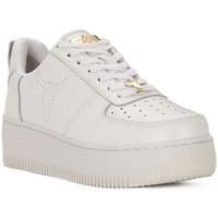 Zapatos Mujer Zapatillas bajas Windsor Smith RACERR WHITE Bianco