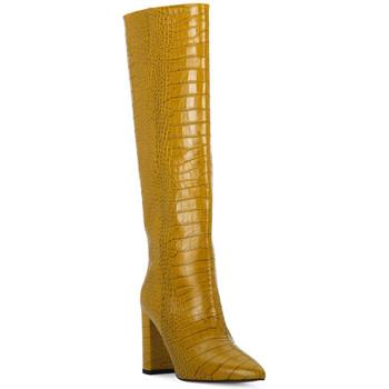 Zapatos Mujer Botas urbanas Priv Lab OCRA COCCO Giallo
