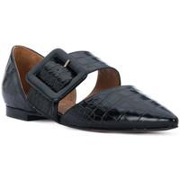 Zapatos Mujer Bailarinas-manoletinas Priv Lab COCCO NERO Nero