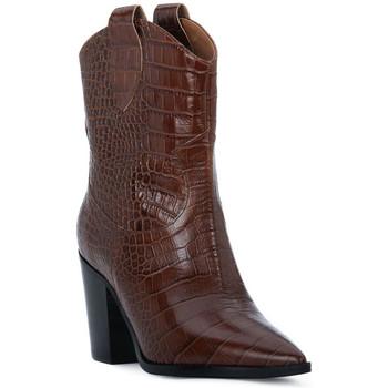 Zapatos Mujer Botines Priv Lab CHOCO COCCO Marrone