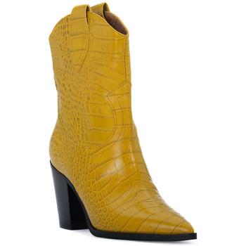 Zapatos Mujer Botines Priv Lab OCRA COCCO Giallo