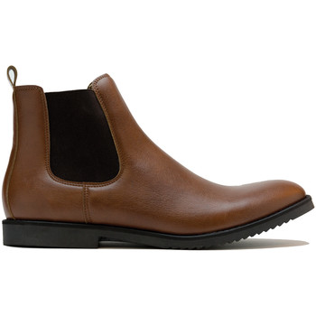 Zapatos Hombre Botas de caña baja Nae Vegan Shoes Mesa Brown castanho