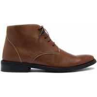 Zapatos Hombre Botas de caña baja Nae Vegan Shoes Dover Marrón