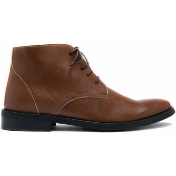 Zapatos Hombre Botas de caña baja Nae Vegan Shoes Dover castanho