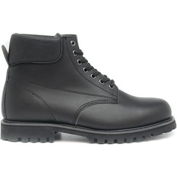 Zapatos Botas de caña baja Nae Vegan Shoes Atka Black preto