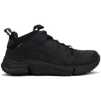 Zapatos Hombre Zapatillas bajas Clarks Tri Path Mid Negro