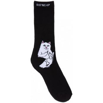 Accesorios textil Hombre Calcetines Ripndip Lord nermal socks Negro