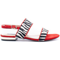 Zapatos Mujer Sandalias Chiller SS19095 Rojo